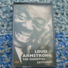 Louis Armstrong The Essential Satchmo Cassette Polish Release Made In Poland