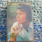 Adamo Gold Cassette Polish Release Made In Poland