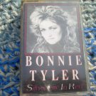 Bonnie Tyler Silhouette In Red Cassette Polish Release Made In Poland