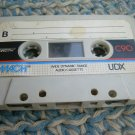 Vintage Mach UDX C90 2x45 min  Audio Cassette Only