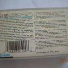 Vintage JVC GI 90 Audio  2x45 min. Cassette Victor Company Of Japan #4