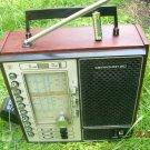 RARE VINTAGE SOVIET RUSSIAN USSR MULTIBAND RADIO RECEIVER MERIDIAN 210 #4
