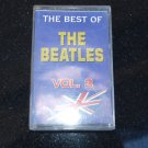 THE BEATLES THE BEST OF VOL. 3  MADE IN POLAND CASSETTE