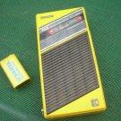 Vintage Soviet Russian USSR  LW AM  Pocket Radio Imula RP 8310