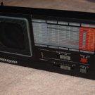 L140 VINTAGE SOVIET USSR MERIDIAN RP 348 PORTABLE RADIO MW LW UKW SW  1986