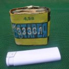 Vintage Soviet Russian Made IN USSR 4,5 Battery 3336L From 1979 #1