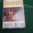 Nazareth - Move Me - Cassette , Polish Press