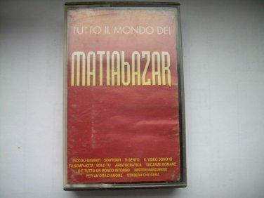 Matiabazar Tutto IL Mondo Dei Cassette Polish Release Made In Poland