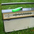 L 210 Antique Soviet Russian Ussr AM LW Radio Rerceiver Alpinist 405 From 1971
