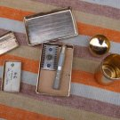 RARE VINTAGE SOVIET RUSSIAN USSR SAFETY RAZOR  SET