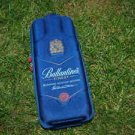Collectible Ballantine's Finest 0,7 L Container Stylish Zip Case Carry Pack 2012