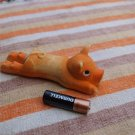 Vintage USSR Soviet Russian Rubber Toy Pig  About 1970