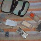 Vintage Russian Soviet USSR Bakelite Safety Razor  Set