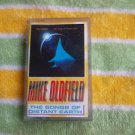 MIKE OLDFIELD THE SONGS OF DISTANT EARTH  POLISH CASSETTE MADE IN POLAND