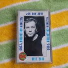BON JOVI BEST 2000  PLATINUM COLLECTION  RUSSIAN BOOTLEG TAPE  MADE IN RUSSIA