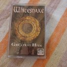 WHITESNAKE GREATEST HITS POLISH CASSETTE  MADE IN POLAND