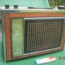 Antique Rare Soviet USSR  LW AM FM SW Transistor Radio Orion - 301 1973