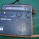 Vintage Soviet Russian USSR  LW AM  Portable Radio VEGA 404 About1979