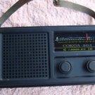 VINTAGE RARE RUSSIAN USSR SOVIET AM LW PORTABLE RADIO SOKOL 304 ABOUT 1982 No.3