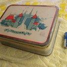 SUPER RARE ANTIQUE USSR SOVIET ESTONIAN NORMA FACTORY TIN BOX 1962