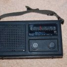 VINTAGE RARE RUSSIAN USSR SOVIET AM LW PORTABLE RADIO SOKOL 404 FROM 1977 No.2