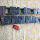 RARE VINTAGE RUSSIAN SOVIET USSR OLD SCHOOL METALLOPHONE XYLOPHONE PARTS REPAIR