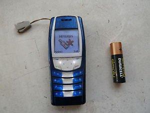 Nokia 6610i - Dark Blue (Unlocked) Cellular Phone