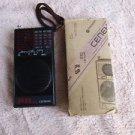 VINTAGE USSR SOVIET RUSSIAN  AM LW SW PORTABLE POCKET RADIO SELENA RP 310 NOS