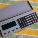 Vintage Soviet Russian Elektronika MK 52 VFD Programmable Calculator Micro PC