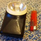 SOVIET USSR RUSSIAN SIGNAL FLASHLIGHT COMPLETE METAL PAINTED BODY