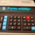 VINTAGE SOVIET RUSSIAN  USSR ELEKTRONIKA MK59 DESKTOP CALCULATOR 1988