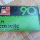Rare Vintage BASF LH 90 Cassette Tape About 1975