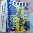 SPARKS GRATUITOUS SAX AND SENSELESS VIOLINS POLISH CASSETTE  MADE IN POLAND