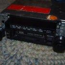 ICE  FM AM CAR TRUCK CASSETTE RADIO TESTED  OLDTIMER HOT ROD 1985