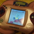 LEAPFROG LEAPSTER2 USED WITH STORAGE CASE + 1 GAME WALL-E