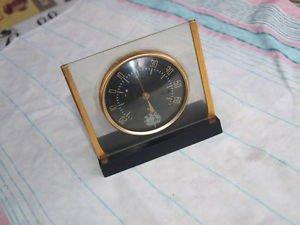 VINTAGE Soviet Russian USSR  Desktop Thermometer  LENINGRAD  About 1975