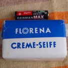 VINTAGE BEAUTY SOAP FLORENA MADE IN DDR ABOUT 1980 NOS