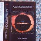 ARMAGEDDON - THE ALBUM - SOUNDTRACK  CASSETTE TAPE  MADE IN POLAND