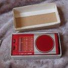 VINTAGE Soviet Russian USSR VEGA RP 341 Portable LW MW Radio 1982