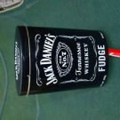Jack Daniel's Whiskey Fudge Empty Tin Box