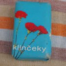 VINTAGE SOAP KLYNCEKI MADE IN SLOVAKIA ABOUT 1980 NOS