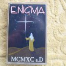 ENIGMA MCMXC  a.D CASSETTE MADE IN POLAND