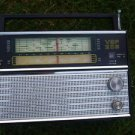 VINTAGE SOVIET VEF 206 RADIO 8 BAND AM/LW/SW1 2 3 4 5 6  WORLD RECEIVER 1975