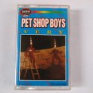 PET SHOP BOYS  Very  CASSETTE MADE IN POLAND