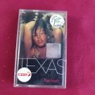 TEXAS  The Hush  CASSETTE MADE IN  POLAND