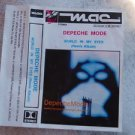DEPECHE MODE WORLD IN MY EYES REMIX ALBUM CASSETTE MADE IN POLAND