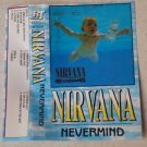 NIRVANA NEVERMIND AUDIO CASSETTE MADE IN POLAND