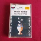 MICHAEL MIKE OLDFIELD Heavens Open CASSETTE MADE IN POLAND