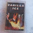 VANILLA ICE MIND BLOWIN CASSETTE MADE IN RUSSIA BOOTLEG
