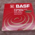 """BASF 5.25"""" Floppy Disks Sealed 2S/HD Double Density 10 Diskette AT Compatible"""